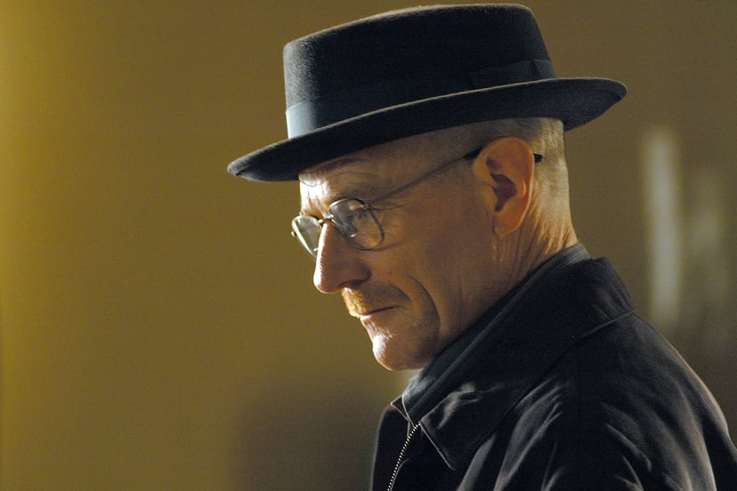 Walter White - I am the danger/I am the one who knocks