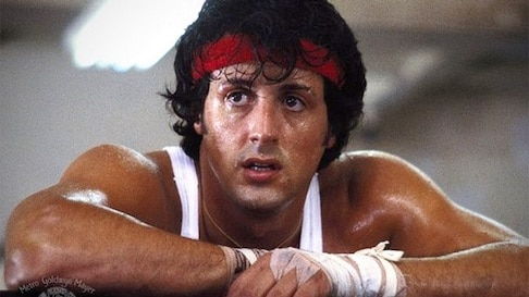 Rocky was rejected 1500 times before getting the greenlight. Believe in yourself.