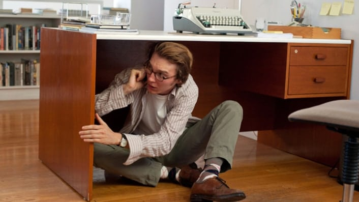 Writing Hiding - Ruby Sparks