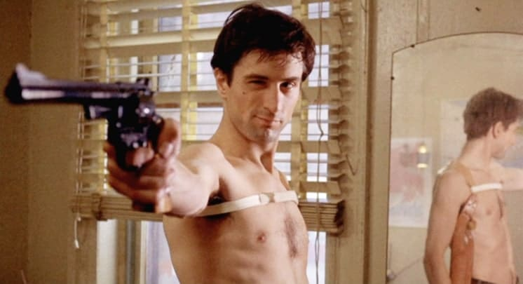Taxi Driver Soliloquy