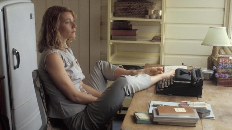 Writer at Desk - Page One Rewrite