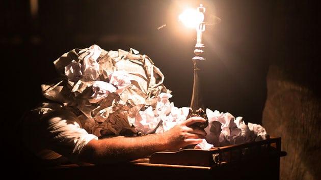 Writing Routine At Night