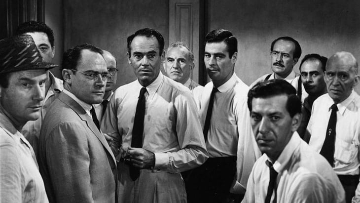 12 Angry Men Dialogue Between Characters