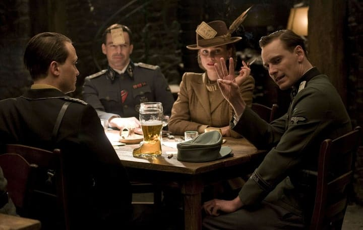 Inglorious Basterds Dialogue Scene