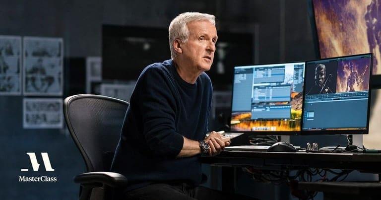 James Cameron Masterclass Review