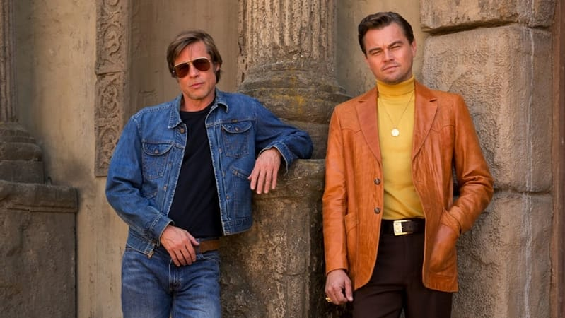 Once Upon a Time in Hollywood Characters