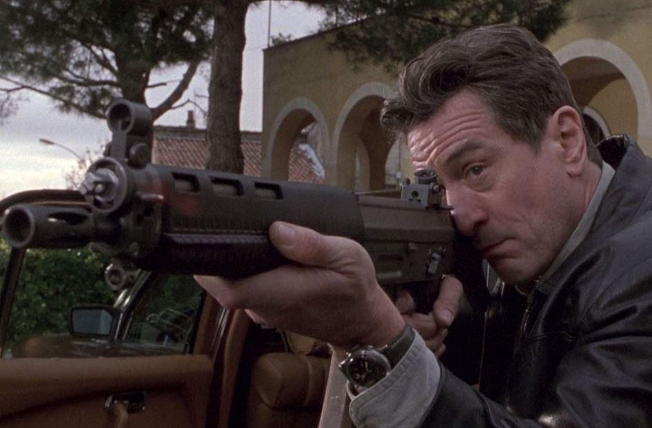 Ronin 1998 Sam - Spy Film