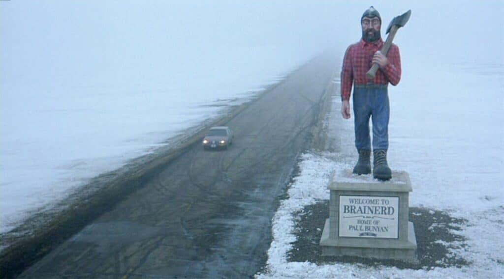 The setting of Fargo, North Dakota - Police Procedural Script