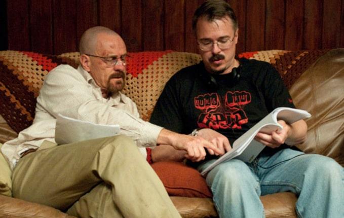Breaking Bad on Set TV Series Bible