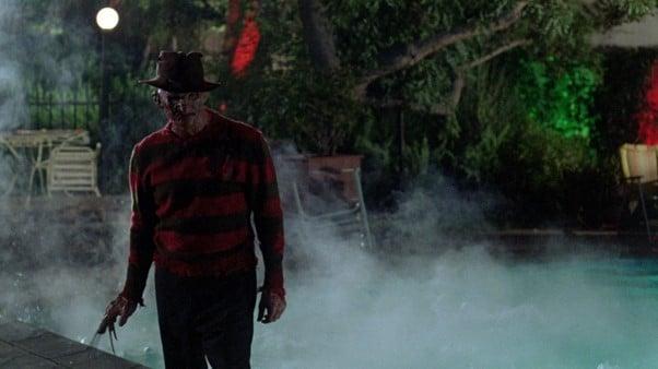 Slasher film character Freddy Krueger.