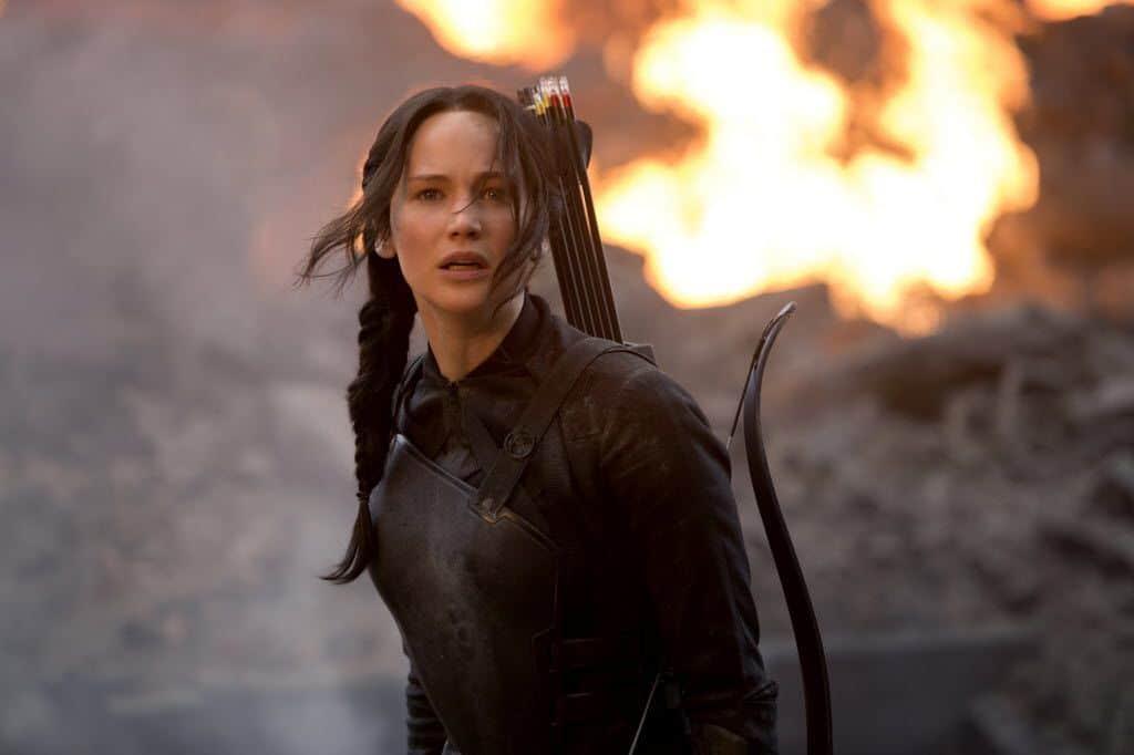 Katniss Everdeen Character Arc