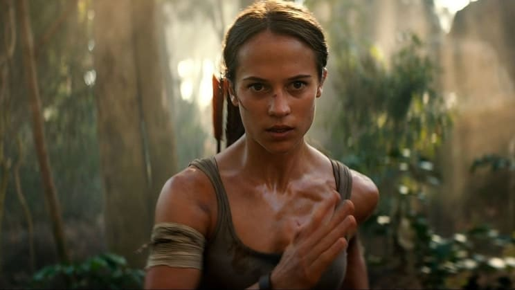 Tomb Raider Action and Adventure
