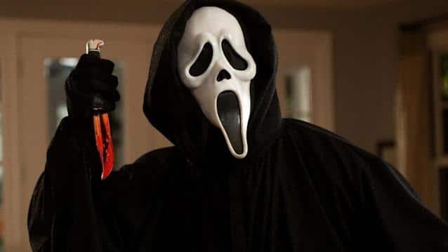Scream Killer Slasher Movie.